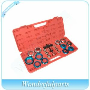 20pcs Camshaft Crank Crankshaft Oil Seal Remover Installer Removal Tool Kit