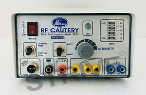 Electrocautery Surgical Cautery 2mhz Radio Electrosurgical Generator Rf Machine