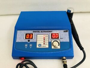 New Original Ultrasound Ultrasonic Therapy Machine For Pain Relief 1 Mhz Omega