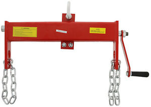 Dragway Tools 2 Ton Load Leveler For Engine Hoist Shop Crane Cherry Picker Lift