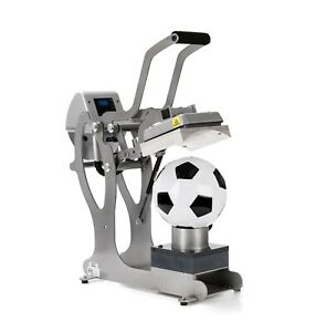 Hotronix Sports Ball Heat Press Nearly New Free Shipping