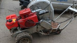 Dosko Ground Saw Root Cutter Grinder In Great Running Condition