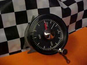 1966 1967 Oldsmobile F 85 Cutlass Nos Clock With Original Movement