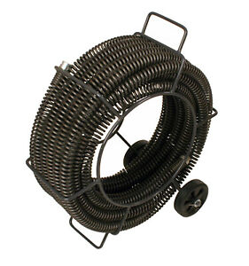 62280 C 11 Drain Cleaner Snake Cable 1 1 4 x 60 For Ridgid K1500 Machine