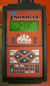 Otc Enhanced By Mac Tools Diagnostic Tool W Pathfunder 95 98 In Case