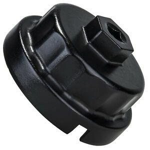 Oil Filter Cup Wrench For Toyota Camry Rav4 Highlander Lexus Scion Tundra