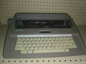 Brother Typewriter Sx 4000 For Parts repair