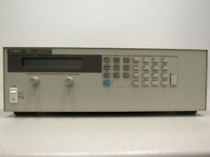 Hp Agilent Keysight 6673a 35v 60a Dc System Power Supply