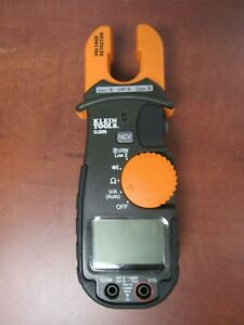 Klein Tools Cl3200 200a Fork Tester no Wires No Case 8d