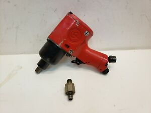 Chicago Pneumatic Cp9541 Industrial 1 2 inch Air Impact Wrench Free Shipping