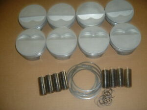 Srp Pistons 295445 Chevy 400 4 125 Bore 3 875 Stroke 6 Inch Rod