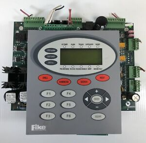 Fike Corporation Circuit Board 10 2525 Issue Au 7244