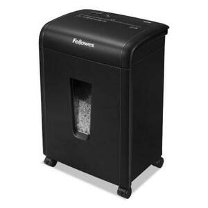 Fellowes 62mc 10 sheet Micro cut Home And Office Paper Shredder With Safety Lock