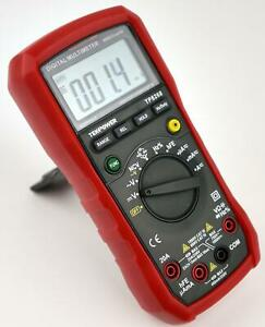 Tekpower Tp8268 Ac dc Auto manual Range Digital Multimeter With Ncv Feature