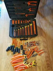 Cementex 1000v Insulated Kit And Pieces