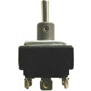 Ridgid 44905 Toggle Switch With Female Spades