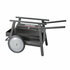 Ridgid 92467 200 Universal Wheel And Cabinet Stand For Threaders