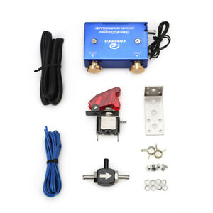 Psi Dual Stage Electronic Turbo Boost Controller Turbocharger With Switch Kit