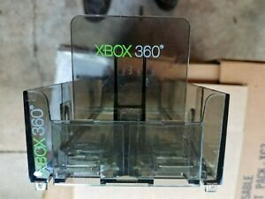 Shelf Display Spring Loaded Pusher Tray For Xbox 360 Games new lot Of 2