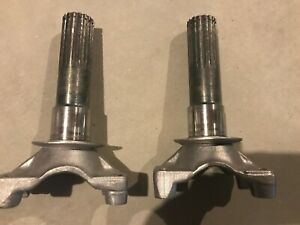 1963 1979 C2 C3 Corvette Posi Differential Axle With Hd Threaded Side Yokes