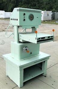 20 Ton Phi Hydraulic Lab Post Press