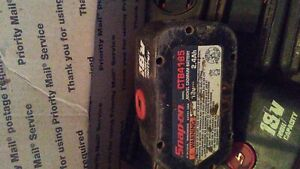 Snap On Ctb4185 18 Volt Battery For Rebuild Parts Core 18v High Capacity