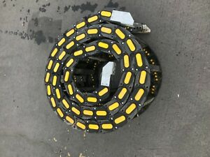 Plastic Open Type Cable Drag Chain Wire Carrier Cnc