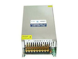 Eyeboot 48v 500w Dc Universal Regulated Switching Power Supply Ac To Dc 10 4