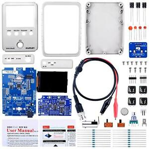 Kuman Jye Tech Dso Shell Oscilloscope Diy Kit With Open Source 2 4 Inch Color