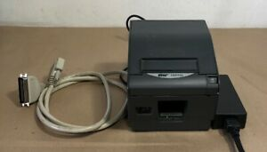 Star Micronics Tsp700 Point Of Sale Usb Thermal Printer W Power