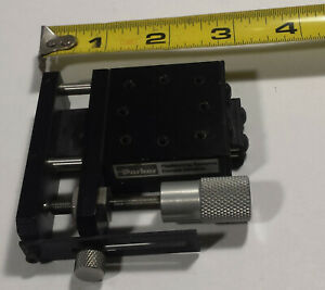 Single Axis Parker Daedal Division Linear Positioning System Used