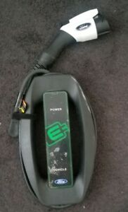 Ford Hybrid Fusion C Max Focus Electric Car Battery Charger Cable Oem Q
