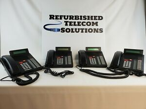 Nortel Meridian M2008hf Lot Of 4 used With Free Shipping