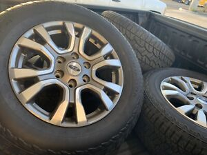 2019 Ford Ranger 18 Inch Wheels With Tires