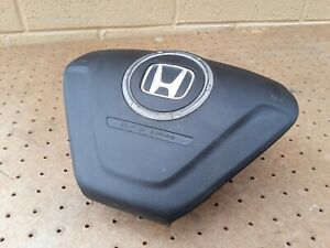 08 Honda Element Srs Airbag Steering Wheel Driver Side Black Oem