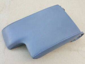 99 05 Bmw E46 3 Series Genuine Grey Gray Leather Armrest M3 318 328 323 325
