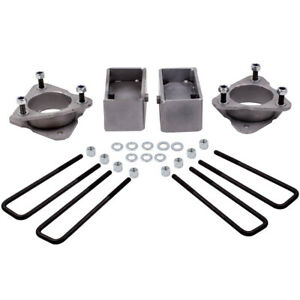 Leveling Lift Kit 3 Front 3 Rear Fit Chevy Silverado 1500 New Body 2007 2018