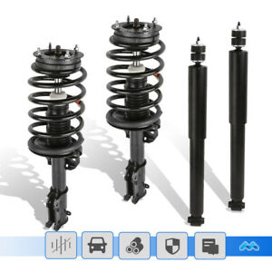 Complete Struts Shock Assy For Ford Mustang 2005 10 Front Rear Rh Lh