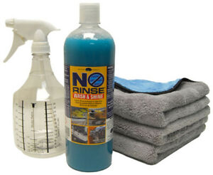 Optimum No Rinse Onr Wash Shine Rinseless Car Wash Kit Opt 3071 Nr2010q