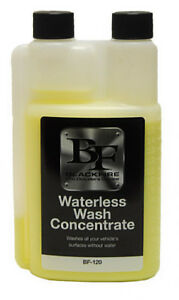 Blackfire Pro Detailer s Choice Waterless Car Wash Concentrate 16 Oz Bf 120