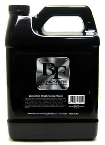 Blackfire Pro Detailer s Choice Waterless Car Wash Concentrate 128 Oz Bf 120 128