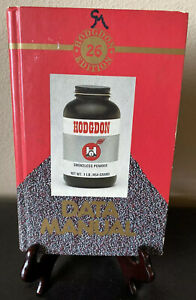 Hodgdon Smokeless Powder Data Manual Book No. 26 Gun Ammo RELOADING guide 1993