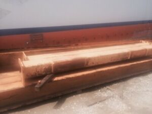 Used Mohawk 70000 Lb 4 Post Commercial Truck Lift