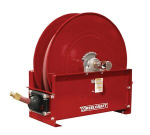 Reelcraft D9465 Olpbw 1 X 65ft 250 Psi Hose Reel For Air Water Service