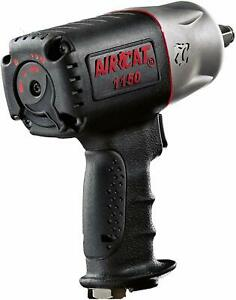 Aircat 1150 Killer Torque 1 2 Inch Impact Wrench Black Medium Impact Wrench
