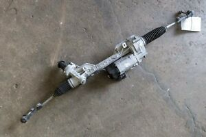 2013 2015 Bmw X1 Power Steering Rack Pinion 2 0l Rwd 28i Electric