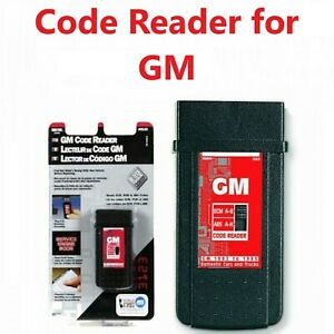 Innova Digital Obd1 Code Reader Scanner Gm Scan Tool Ecm And Abs Codes