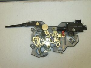 1996 2000 Dodge Caravan Left Rear Sliding Door Lock Actuator 4675782g