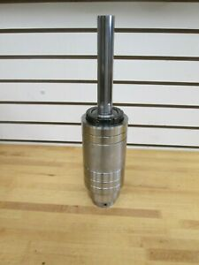 1 Precision Spindle W New Bearings Spacers And Lock Nut new Surplus