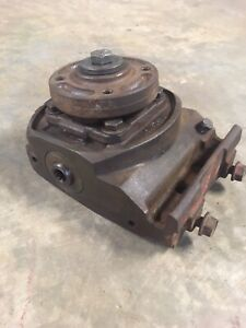 Ccw Disc Gearbox For New Holland 615 616 617 Disc Mower Case Ih Mdx71 Mdx81